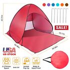 Pop Up Beach Tent Anti-UV SunShade Shelter Outdoor Beach Camping Waterproof Tent