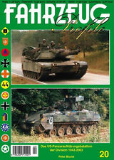 FAHRZEUG Profile 20 US ARMY Panzeraufklärer