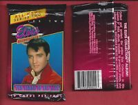 1992 The Elvis Collection single Wax Pack