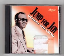 (IM617) George Shearing, Jump For Joy - 1999 CD