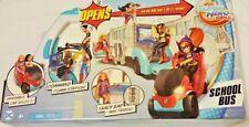 DC Superhero Girls Bus and Mobile Command Center