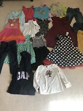 Girls Clothing Bundle Aged 4-5 Years
