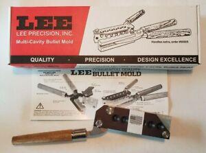 Lee 90465 6 Cavity 9MM Bullet Mold TL356-124-2R DIA .356 GR 124