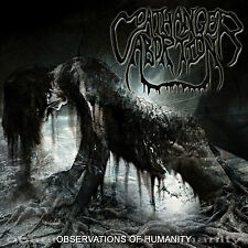 """COATHANGER ABORTION """"Observations of Humanity"""" death metal CD"""