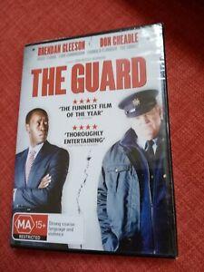 The Guard  DVD  (still sealed) Brendan Gleeson, Don Cheadle