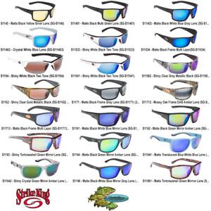 Strike King Sunglasses S11 Polarized Optics Any 21 Frame Styles Lens Tint Colors