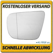 Spiegelglas für SUBARU FORESTER 2003-03/2008 links Fahrerseite asphärisch