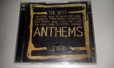 BEST ANTHEMS EVER 2CD BLUR EELS LA'S ASH FOO FIGHTERS RADIOHEAD DAVID BOWIE ETC