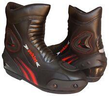 Scarpa Stivale Motociclismo Calzatura Sportiva Moto Auklet 40,41,42,43,44,45,46