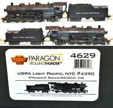NYC 4390 4-6-2 USRA Light Pacific Broadway Limited 4629 HO MR5.3