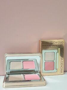 Natasha Denona Blush Glow Duo blush & highlighting powder 4g new