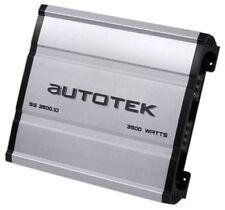 Autotek 3500W Super Sport Classe D AMPLIFICATORE MONO CON MANOPOLA dei bassi per Auto Furgone popolare!