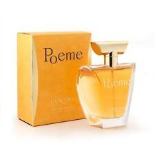 LANCOME Poeme Eau de Parfum 100ml Spray * BRAND NEW, BOXED & SEALED *