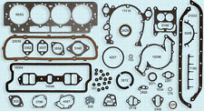 Cadillac 429 1964-67 FALCON Full Gasket Set Head+Intake+Exhaust Gaskets+RTV