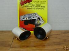 1:24 Scale Model Accessories Bazooka/Monster Speakers