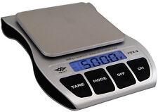 Myweigh 7001dx plata 7kg/1g escala de la cocina Pesacartas incl.