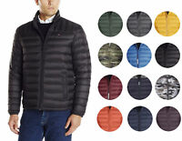 Tommy Hilfiger Men's Insulated Packable Down Puffer Nylon Jacket