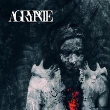 "AGRYPNIE - Asche E.P. [CLEAR Vinyl] 12"" MLP"