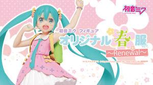 Hatsune Miku Original Spring Ver Figure Vocaloid Taito