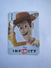 WOODY (Pixar's TOY STORY) Disney Infinity CARD/CODE ONLY