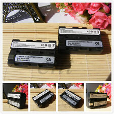 2-Pack Batteries for Sony NP-FS11 NP-FS21 Cyber-shot DSC-F505V DSC-P1 Camera
