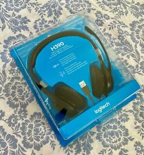BRAND NEW - Logitech H390 USB Headset for video conference Teams Zoom