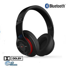 Cuffie Stereo Bluetooth Radio Fm Micro Sd Usb Design Beats Controltalk  Wireless b75e5fbb7b10