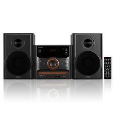 Roxel RCD-250BT  Compact Micro Hifi CD Player, Mini stereo, DVD player , 40W