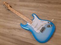 "Elite ® Strat Style Pro Style Guitar ""Sky Blues "" ,Hot Mods w/ Z-Mules® LTD"