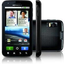 Black Motorola ATRIX 4G MB860 4.0 inches 5.0MP WiFi Camera Unlocked Smartphone