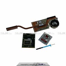 Dell Precision M6600 Nvidia Quadro 3000M 2GB GPU Video Card w Heatsink & Fan