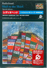 Radiohead – Hail To The Thief Special Edition Japan CD TOCP-66200 Rare NEW
