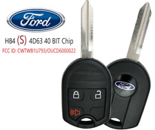 New Ford Remote Key 3 Button OUCD6000022 / CWTWB1U793 4D63 40 BIT (S) OEM Chip