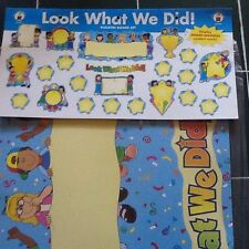 Look What We Did! Bulletin Board Set