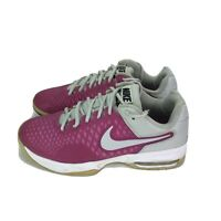 Nike Air Max Cage Women's Size 8 Pink White Running Tennis Shoes size Sneakers