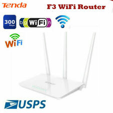 Tenda 300Mbps Wireless WiFi Router Extender 2.4G WiFi Repeater Antenna Adapter