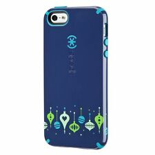 Speck Candyshell Case iPhone 5 5s Bebaubled Blue Peacock
