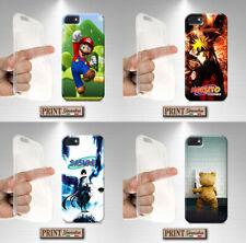 Cover per,Iphone,CARTONI,silicone,morbido,STAMPA HD,anime,DIVERTENTE,ANTIURTO