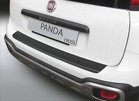 Ladekantenschutz FIAT Panda S Cross PASSGENAU VOLL mit Abkantung ab BJ. 03.2012>