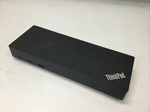Lenovo DBB9003L1 ThinkPad Thunderbolt 3 Dock | ThinkPad 25, T580, T480, T480s