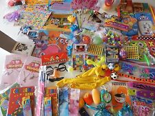 100 Quality Boys & Girls Party Bag Fillers/Lucky Dip Prizes / Pocket Money Toys!