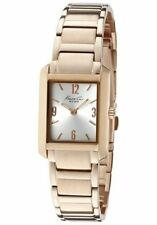 KENNETH COLE NY CLASSIC SLIM SILVER DIAL STAINLESS STEEL LADIES WATCH KC4807 NEW