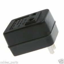 50W US AC Power 110V to 220V Voltage Converter Adapter For Travel