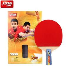 DHS 3006 3-STAR CS PenHold SHORT Handle Table Tennis Racket PING PONG Paddle