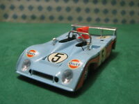 Vintage -  GULF-MIRAGE Le Mans    -  1/43 Solido n°17     Mint condition