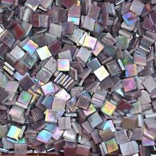 50pcs Mosaic Tiles Stained Vitreous Glass Mosaic Wall Crafts Mixes Optic Drops