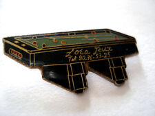 PINS RARE TABLE DE BILLARD SPORT JEUX POOL ROOM