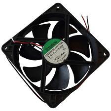 Sunon ventiladores eec0251b1-a99 12v 120x25mm K 183,8m³/h 44,5dba 3100u/min 854876