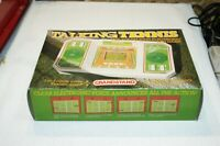 Rare Boxed Grandstand Talking Tennis Vintage 1988 Electronic Game Nr Mint.