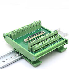 SCSI 68 Pin Terminal Blocks Breakout Board Data Acquisition Card Adapter
